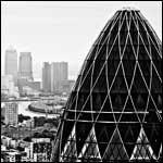 30 St Mary Axe: Above and Below